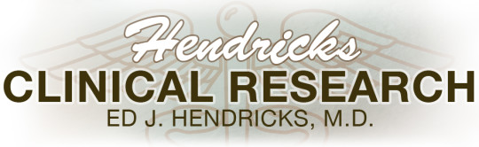 Clinical Research by Hendricks