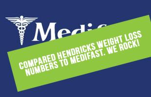 Hendricks For Health vs MediFast!