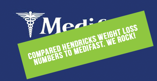 Hendricks For Health vs MediFast!
