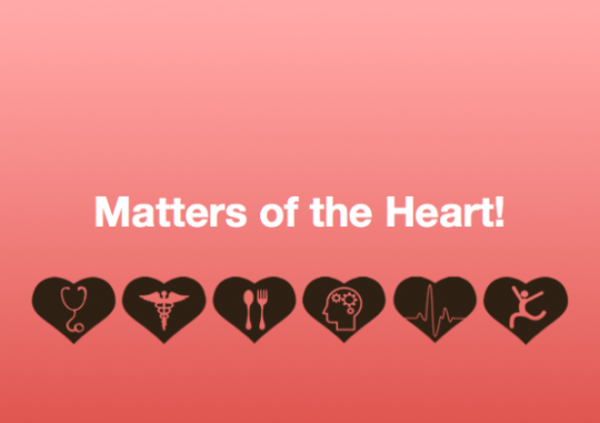February is American Heart Health Month