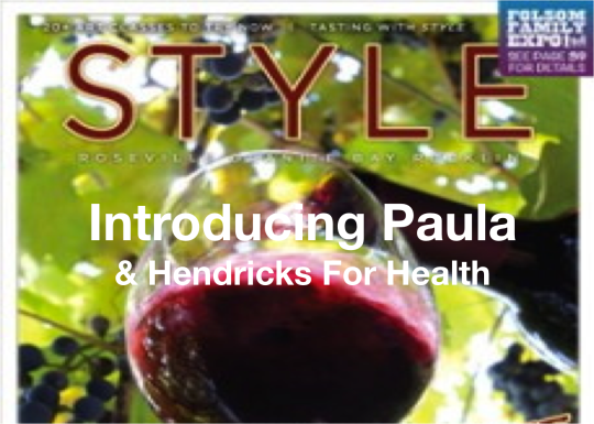 Style Magazine Introducing….Paula Hendricks