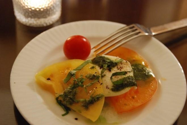 Appetizers - Caprese Salad