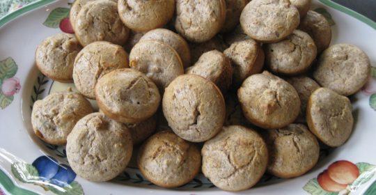Power Mini Muffins