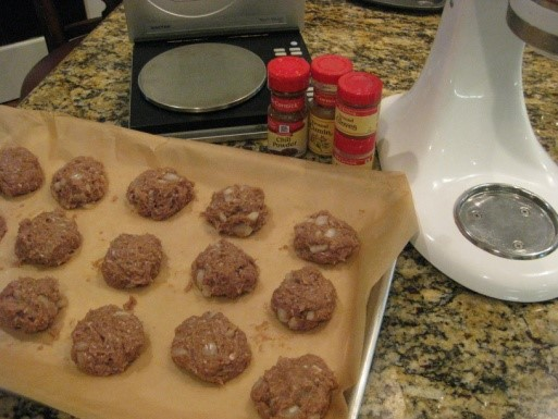 Sweet & Spicy Turkey Meatballs 2