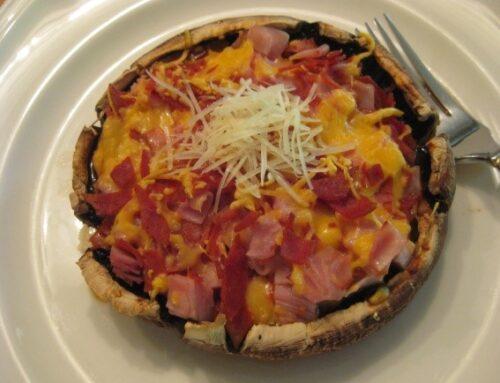 Portabella Pizza