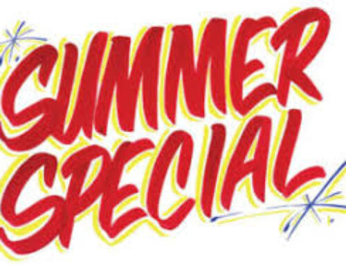 Once a Year SPECIAL!